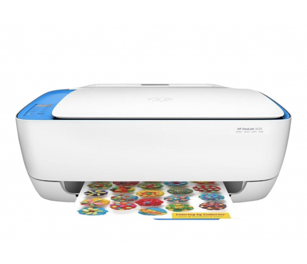 HP DeskJet 3639  - 376847 - zdjęcie