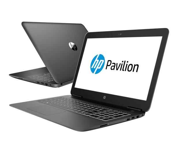 HP Pavilion Power i5-8300H/16GB/240 GTX1050Ti - 470370 - zdjęcie