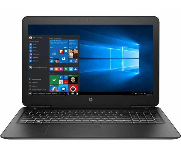 HP Pavilion Power i5-8300H/16G/240+1TB/W10x GTX1050Ti - 470389 - zdjęcie 3