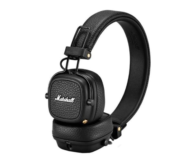 Marshall Major III Bluetooth Czarne  - 434481 - zdjęcie