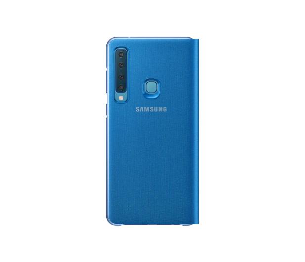 Samsung Wallet Cover do Samsung Galaxy A9 niebieskie - 465626 - zdjęcie 3