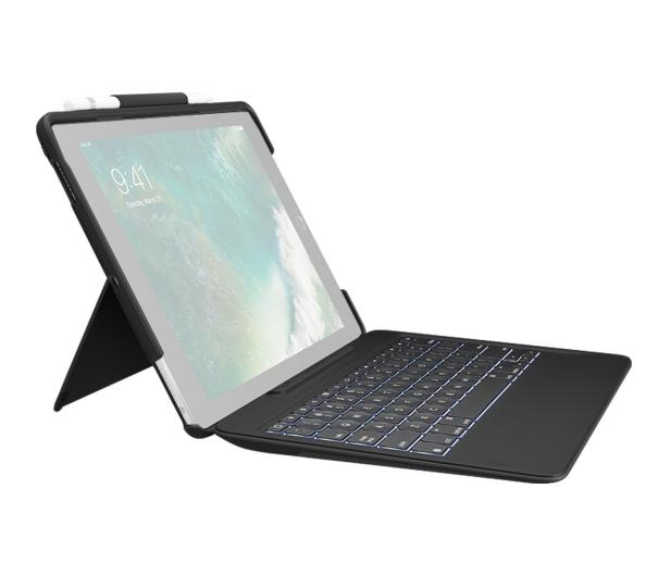 "Logitech Slim Combo iPad Pro 10.5"" Black - 468926 - zdjęcie"