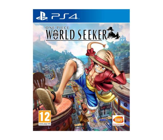 Bandai Namco Entertainment One Piece World Seeker - 471027 - zdjęcie