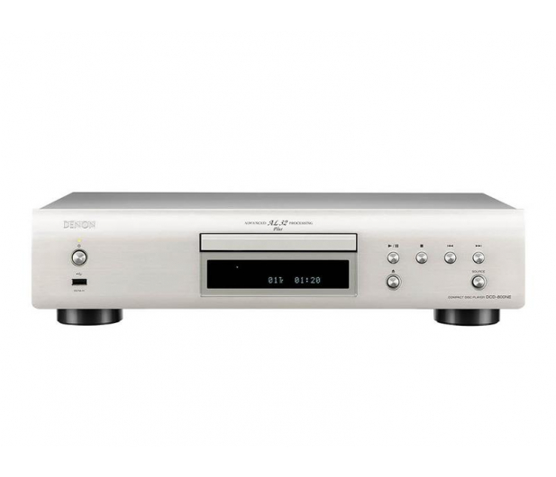 Denon DCD-800NE Premium Silver - 437808 - zdjęcie