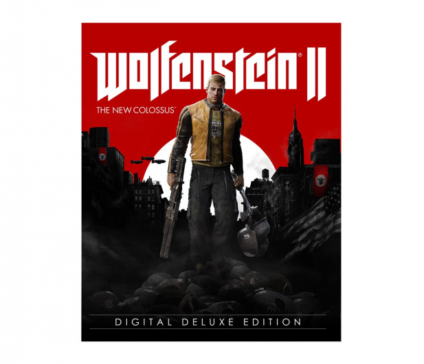 PC Wolfenstein II: The New Colossus (Deluxe Edition) - 465238 - zdjęcie