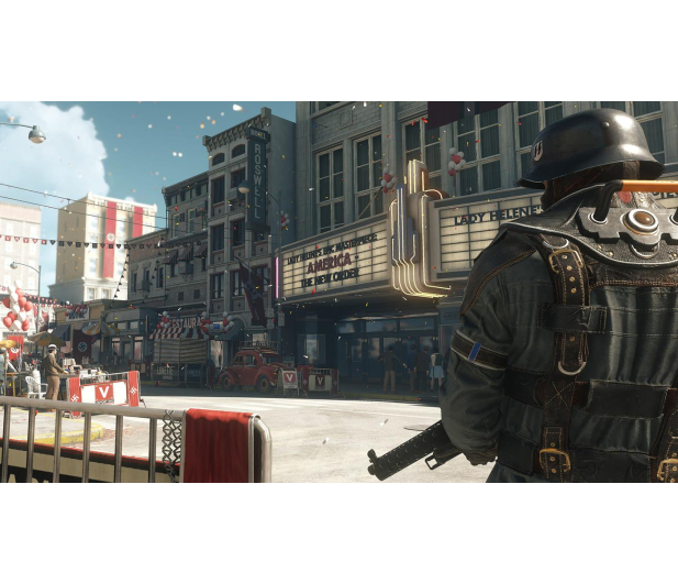 PC Wolfenstein II: The New Colossus (Deluxe Edition) - 465238 - zdjęcie 3