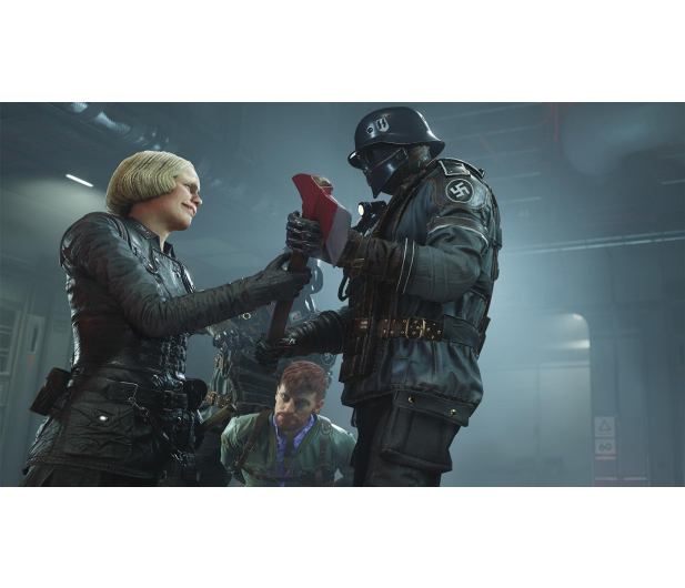 PC Wolfenstein II: The New Colossus (Deluxe Edition) - 465238 - zdjęcie 2