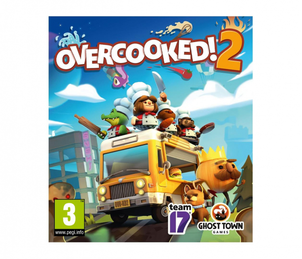 PC Overcooked! 2 ESD - 465236 - zdjęcie