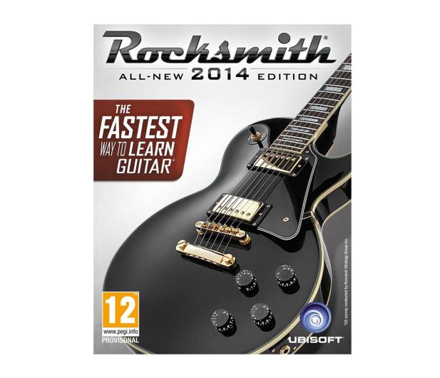 Ubisoft Rocksmith 2014 ESD Steam - 465242 - zdjęcie