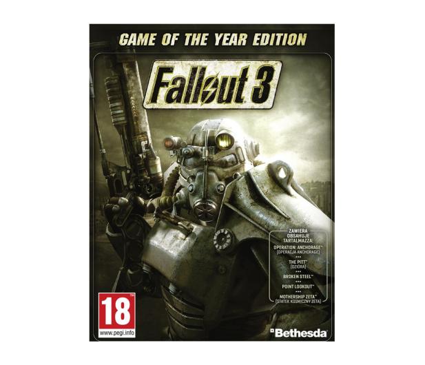 Bethesda Fallout 3 (GOTY) ESD - 464484 - zdjęcie