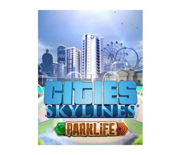 PC Cities: Skylines - Parklife ESD Steam - 464740 - zdjęcie