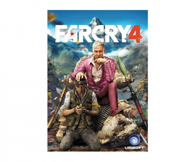 PC Far Cry 4 ESD Uplay - 464478 - zdjęcie
