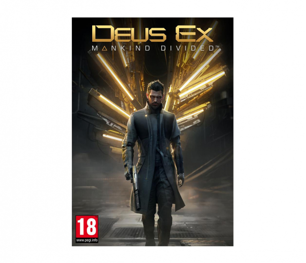 Square Enix Deus Ex: Mankind Divided ESD Steam - 464767 - zdjęcie