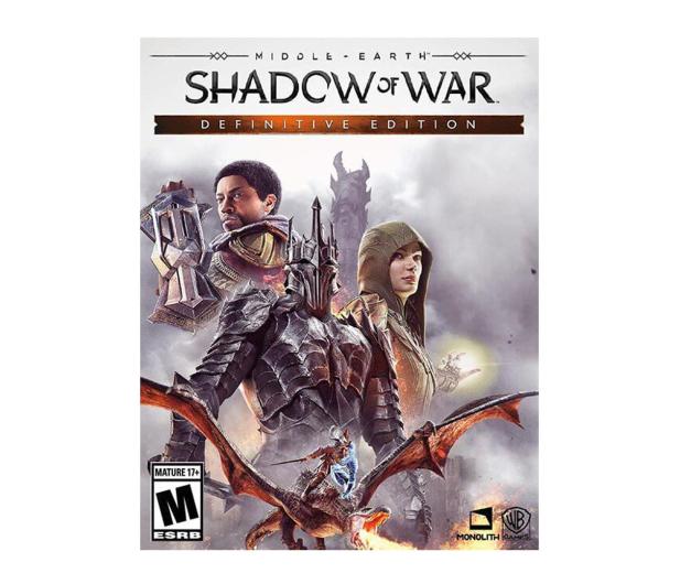 PC Middle-earth: Shadow of War (Def. Edition) ESD - 465223 - zdjęcie