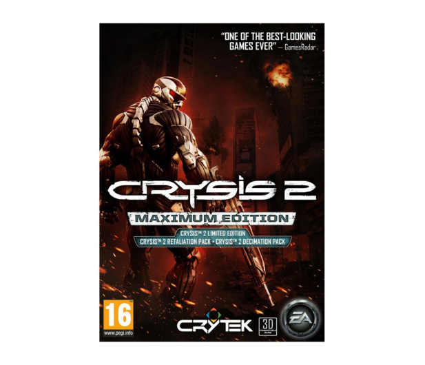 Crytek Crysis 2 Maximum Edition ESD Origin - 464860 - zdjęcie