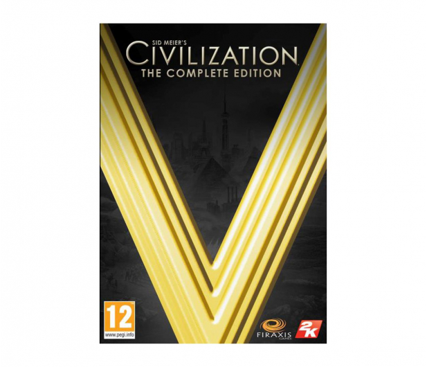PC Civilization 5 Complete Edition ESD Steam - 464784 - zdjęcie