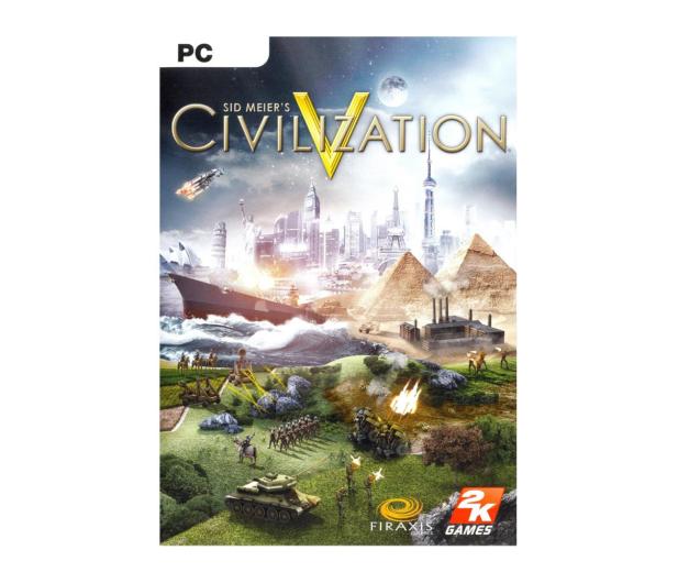 PC Civilization 5 ESD Steam - 464781 - zdjęcie