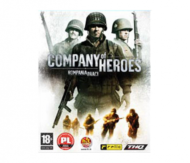 Relic Entertainment Company Of Heroes ESD Steam - 464837 - zdjęcie