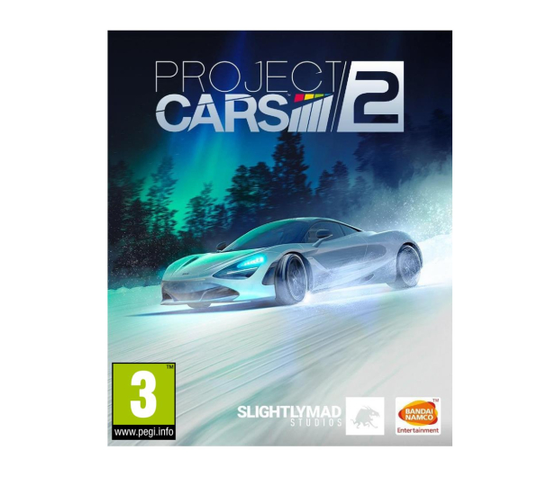 Bandai Namco Entertainment Project Cars 2 Deluxe Edition ESD Steam - 465978 - zdjęcie