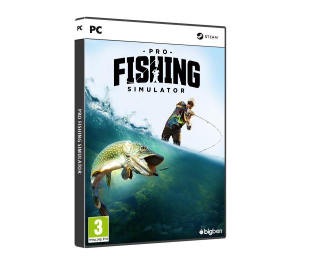 PC PRO FISHING SIMULATOR - 464422 - zdjęcie