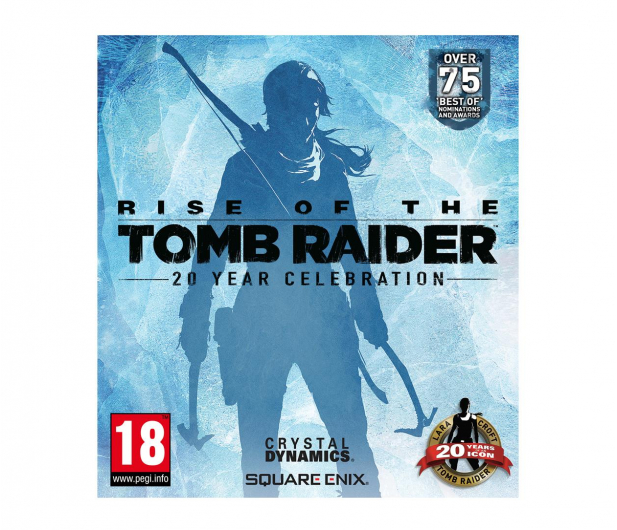 Square Enix Rise of the Tomb Raider 20th Anniversary Edition - 465979 - zdjęcie