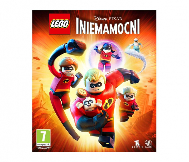 PC LEGO: The Incredibles ESD Steam - 465931 - zdjęcie