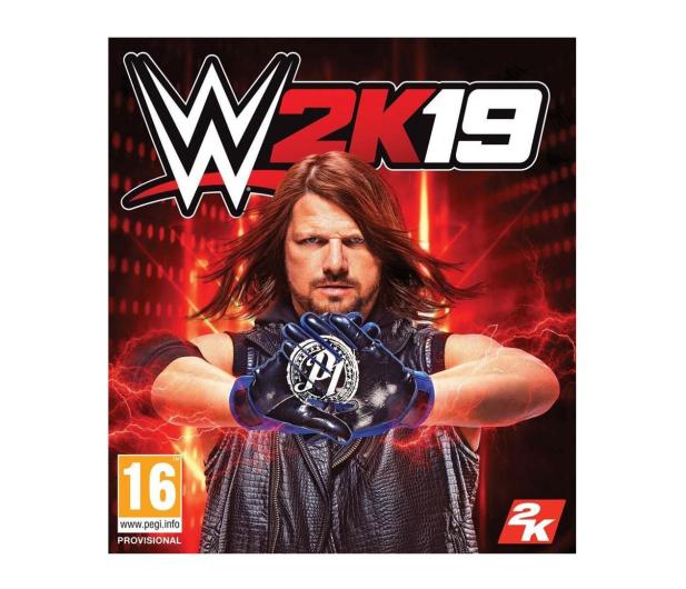 PC WWE 2K19 ESD Steam - 466032 - zdjęcie