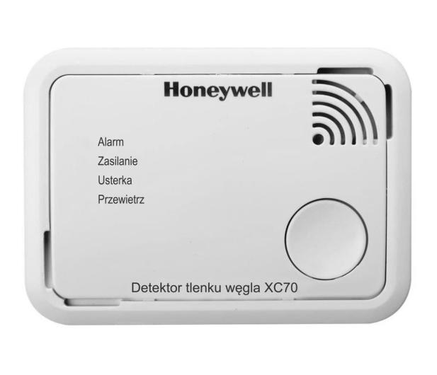Honeywell CO detector Czujnik tlenku węgla / czadu - 465037 - zdjęcie