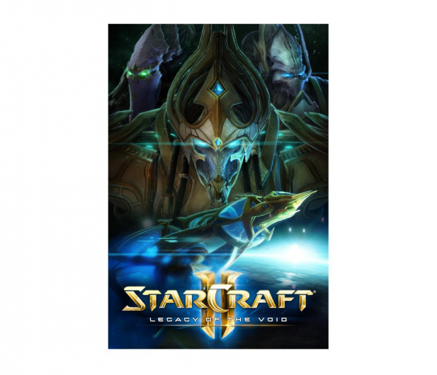 Blizzard Entertainment StarCraft 2: Legacy of the Void ESD Battle.net - 466006 - zdjęcie