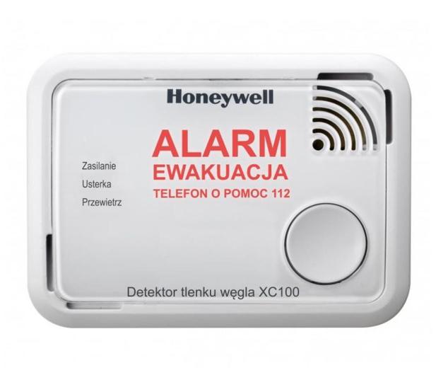 Honeywell CO detector Czujnik tlenku węgla / czadu  - 465145 - zdjęcie