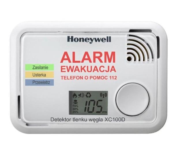 Honeywell CO detector Czujnik tlenku węgla / czadu  - 465147 - zdjęcie