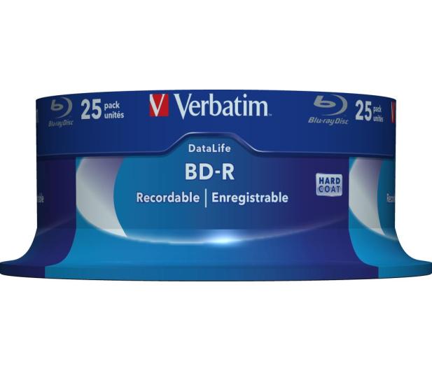 Verbatim BluRay 6x 25GB DataLife cake 25 szt - 408500 - zdjęcie 2