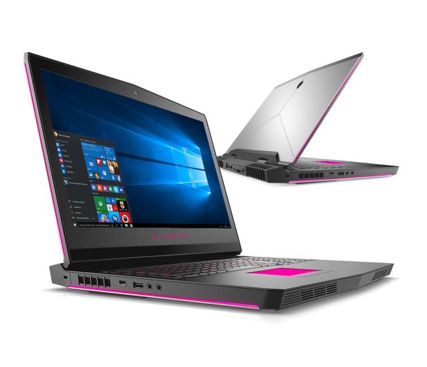 Dell Alienware 17 i7-8750H/32G/512+1TB/Win10 GTX1070  - 429694 - zdjęcie
