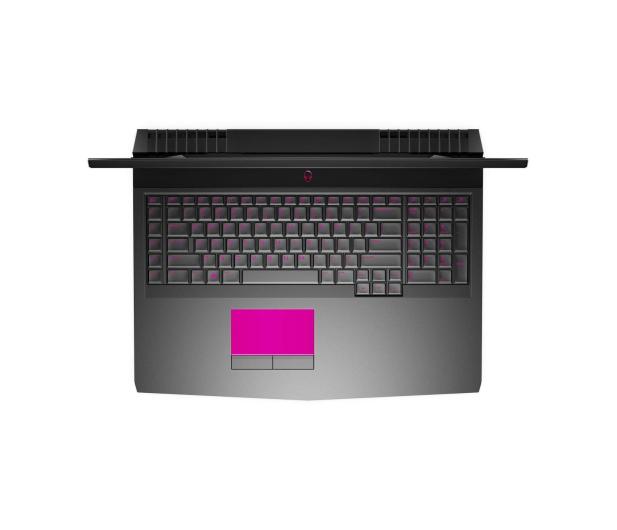 Dell Alienware 17 i7-8750H/32G/512+1TB/Win10 GTX1070  - 429694 - zdjęcie 8