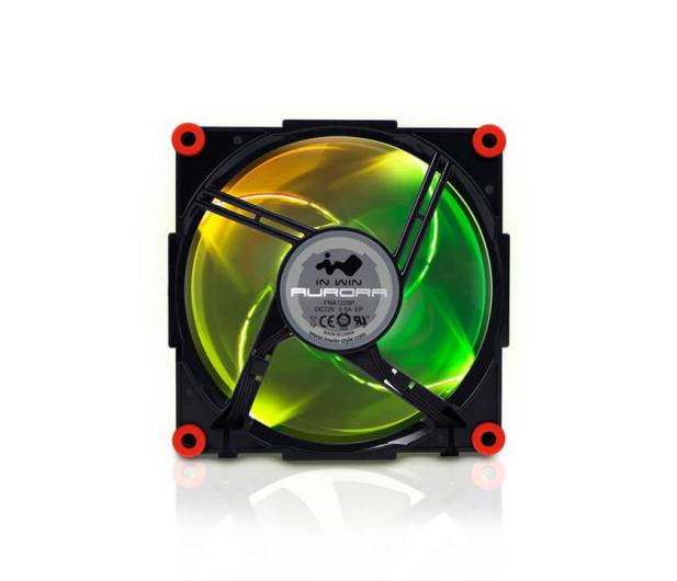 IN WIN Aurora RGB LED 3x120mm  - 408632 - zdjęcie 3