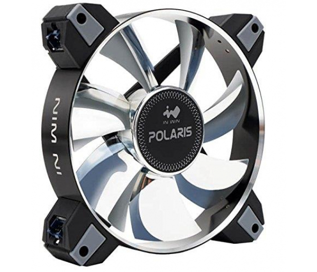 IN WIN Polaris RGB Aluminium 120 mm  - 408634 - zdjęcie 3