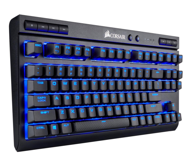 Corsair K63 Wireless (Blue LED, Cherry MX Red)  - 407708 - zdjęcie 7