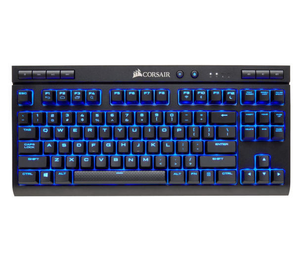 Corsair K63 Wireless (Blue LED, Cherry MX Red)  - 407708 - zdjęcie 5