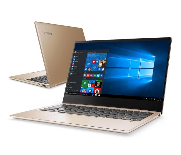 Lenovo Ideapad 720s-13 Ryzen 5/8GB/256/Win10 Szampański - 408853 - zdjęcie