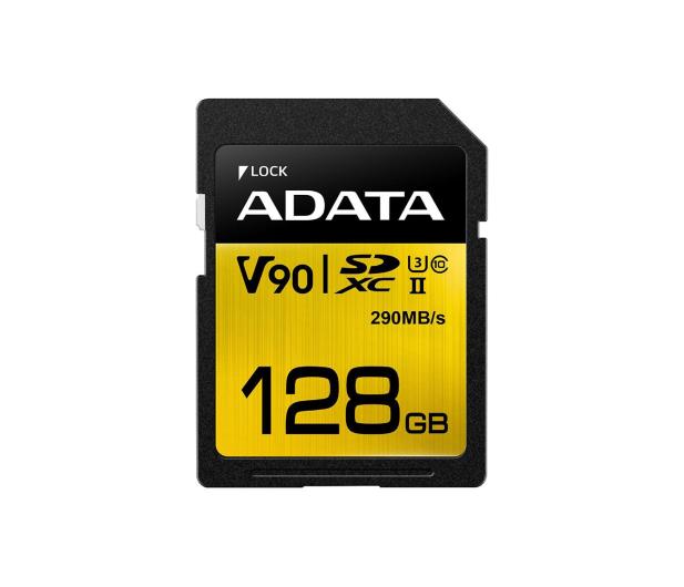ADATA 128GB Premier ONE 290MB/s C10 UHS-II U3  - 408952 - zdjęcie