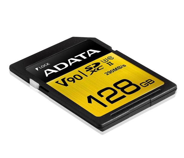 ADATA 128GB Premier ONE 290MB/s C10 UHS-II U3  - 408952 - zdjęcie 2