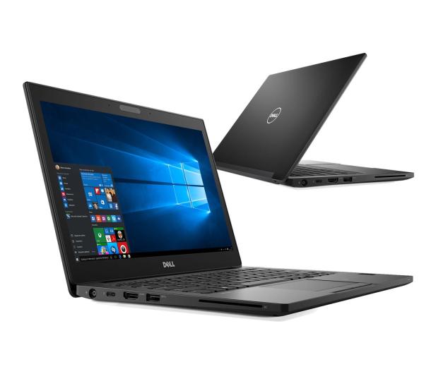 Dell Latitude 7290 i5-8350U/8GB/256/10Pro FPR - 407916 - zdjęcie
