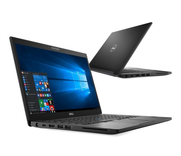 Dell Latitude 7490 i5-8350U/8GB/256/10Pro FHD FPR - 407926 - zdjęcie