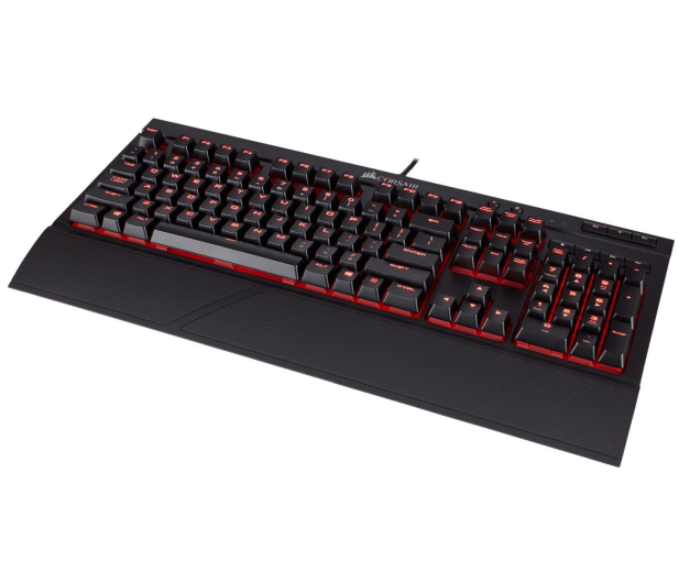 Corsair K68 (Cherry MX Red, Red LED) - 407720 - zdjęcie 4
