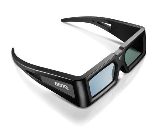 BenQ Okulary 3D DGD5 DLP czarne - 325029 - zdjęcie