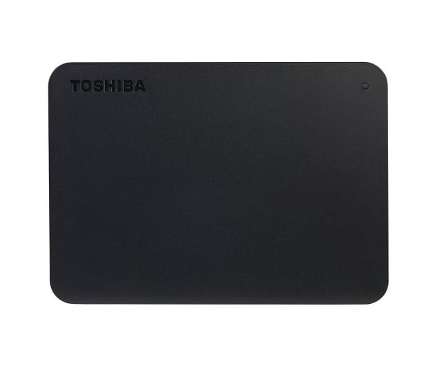 Toshiba 1TB Canvio Basics 2,5'' czarny USB 3.0  - 409029 - zdjęcie 1