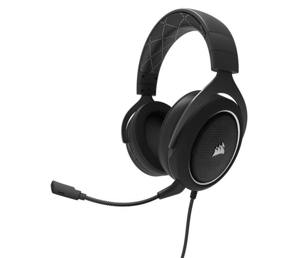 Corsair HS60 Stereo Gaming Headset (Czarne) - 409140 - zdjęcie