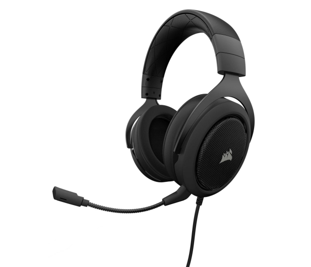 Corsair HS60 Stereo Gaming Headset (Carbon)  - 409139 - zdjęcie