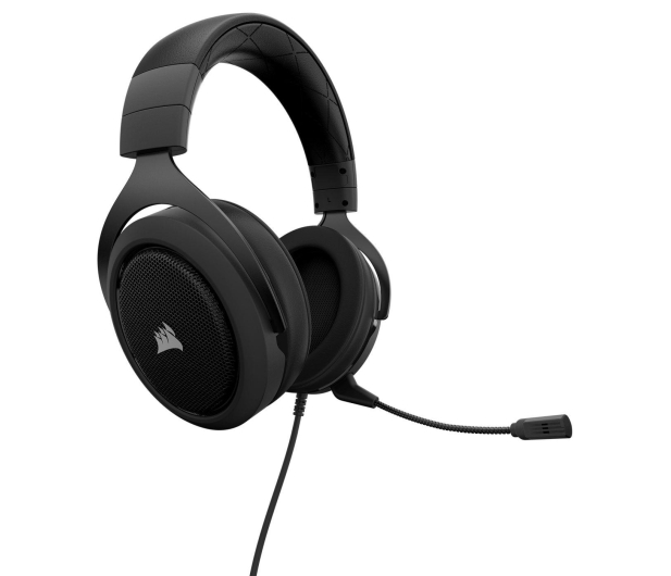 Corsair HS60 Stereo Gaming Headset (Carbon)  - 409139 - zdjęcie 3