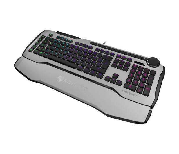 Roccat Horde AIMO - Membranical RGB Gaming (Biała)  - 409400 - zdjęcie 4